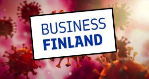 business finland korona